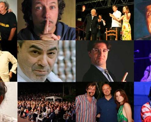 Festival della Comicità - Lo spettacolo nella Regione Insubrica